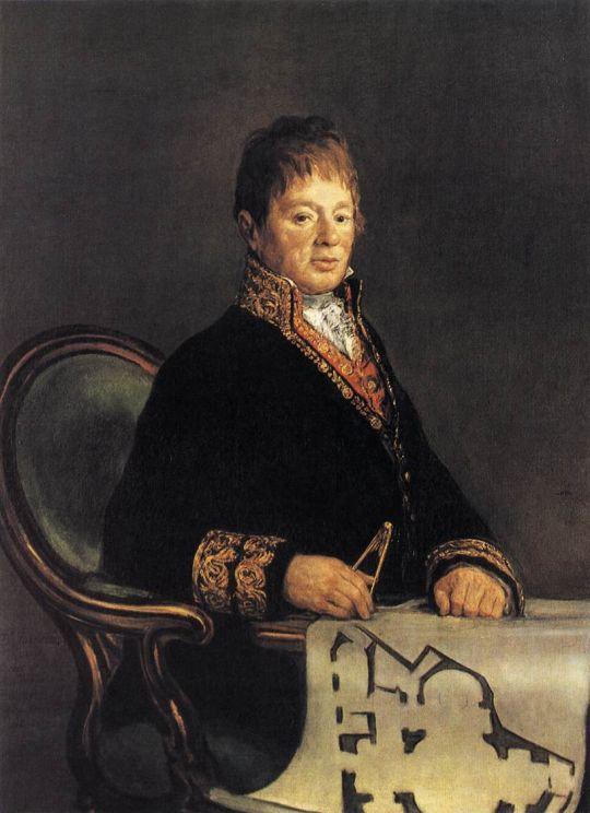 Портрет Хуана Антонио Куэрво