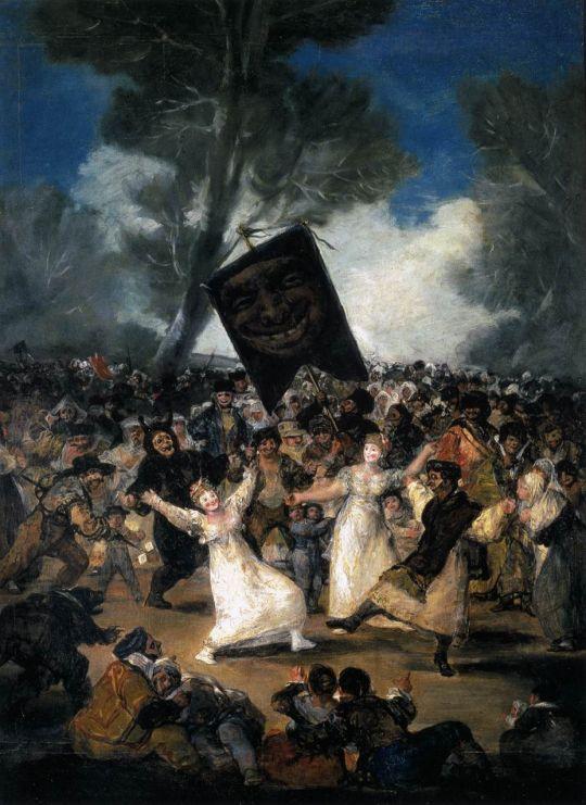 Погребение Сардины