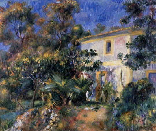 Алжирский пейзаж