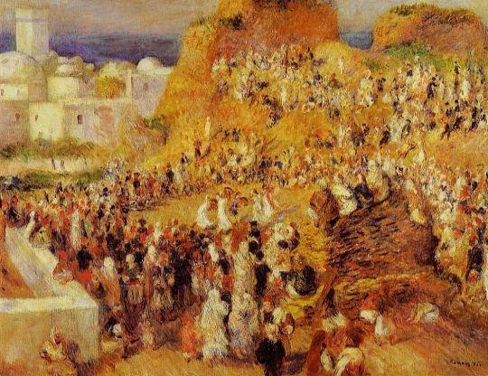 Арабский фестиваль в Алжире (также известная как Крепость)