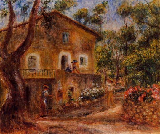 Дом в имении Коллет в Кань