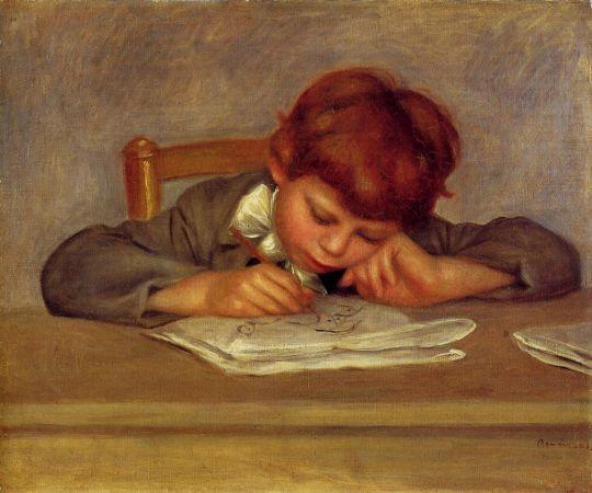 Рисующий Жан