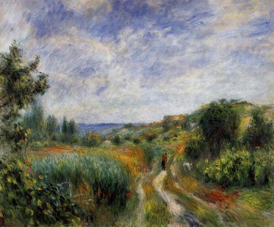 Пейзаж около Эссуа