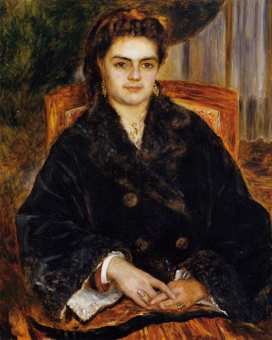 Мадам Мари Октавия Бернье