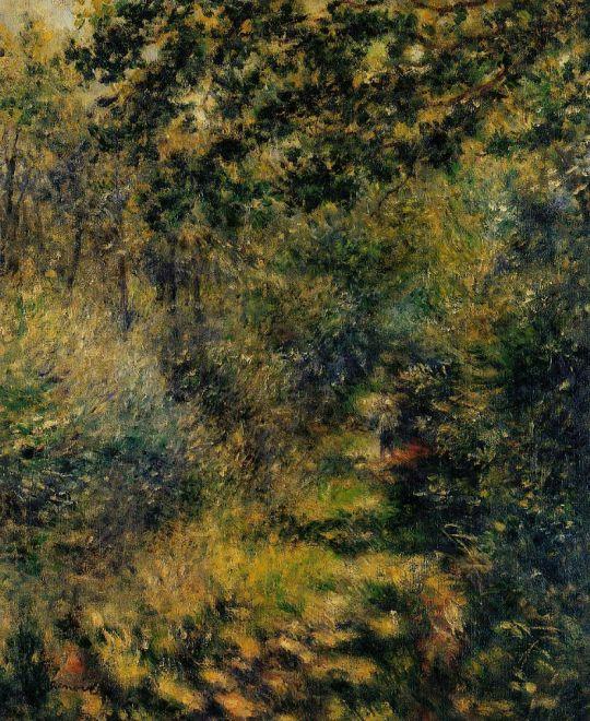 Путь через леса