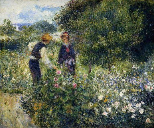 Собирающие цветы