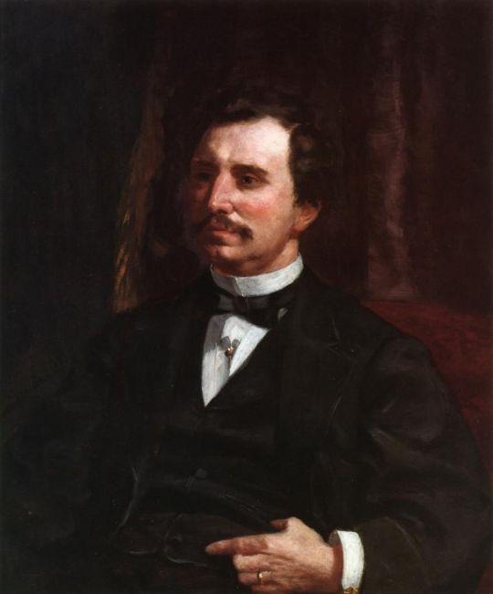 Портрет полковника Говарда Дженкса