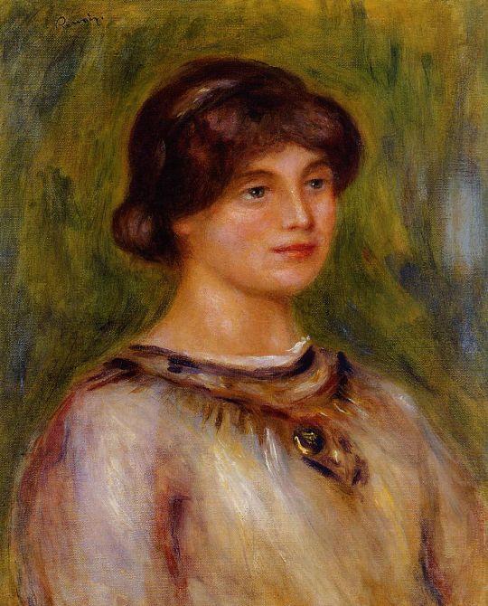 Портрет Марии Лестринге