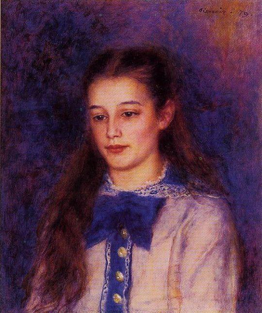 Портрет Терезы Берар
