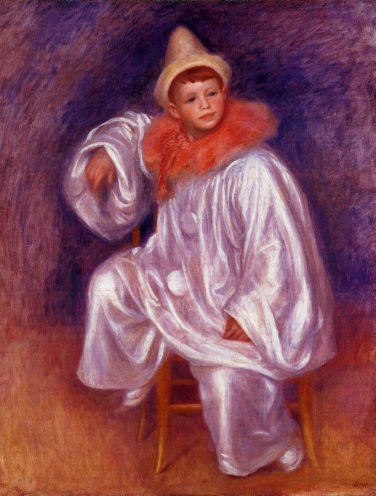 Белый Пьеро (Жан Ренуар)