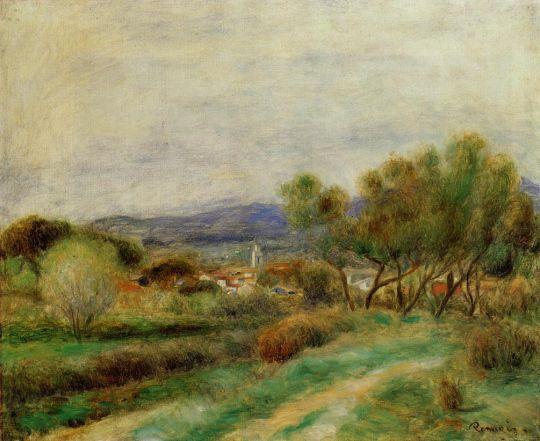 Вид на Ла Сайян