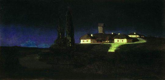 Украинская ночь.