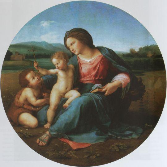 Мадонна Альба