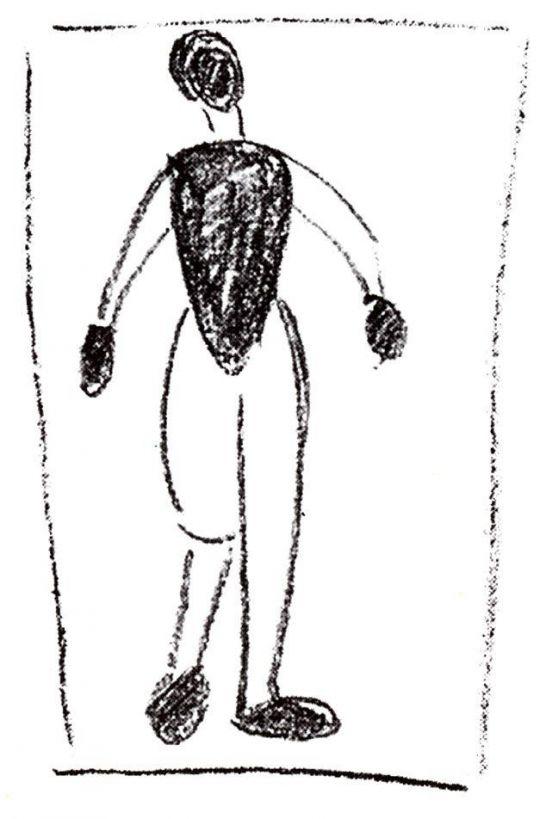 Стоящая фигура