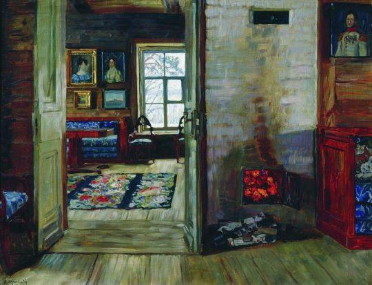 В старом доме