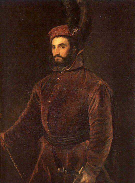 Портрет Ипполито Медичи