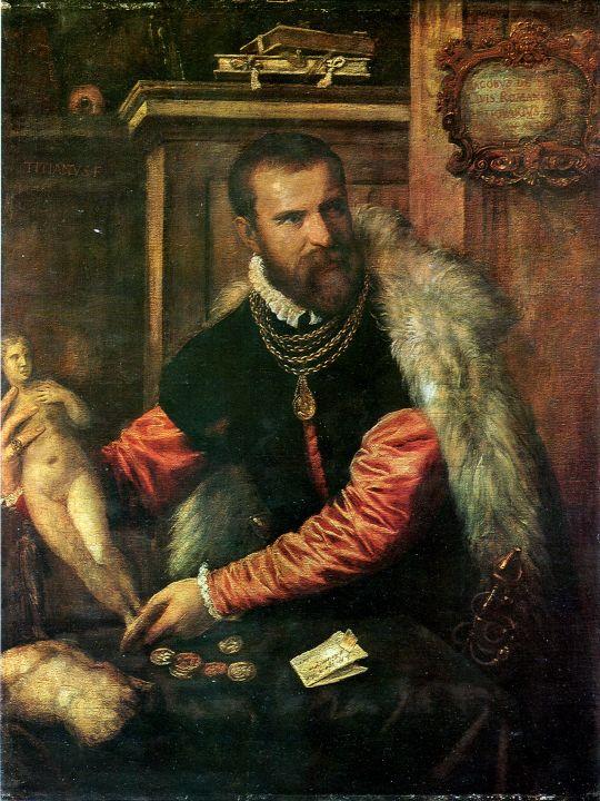 Портрет Якопо Страда
