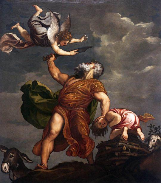 Жертвоприношение Исаака