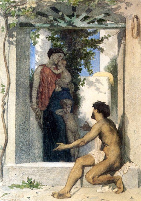 Римская благотворительность