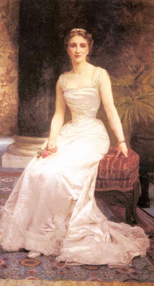 Портрет мадам Олри Редерер