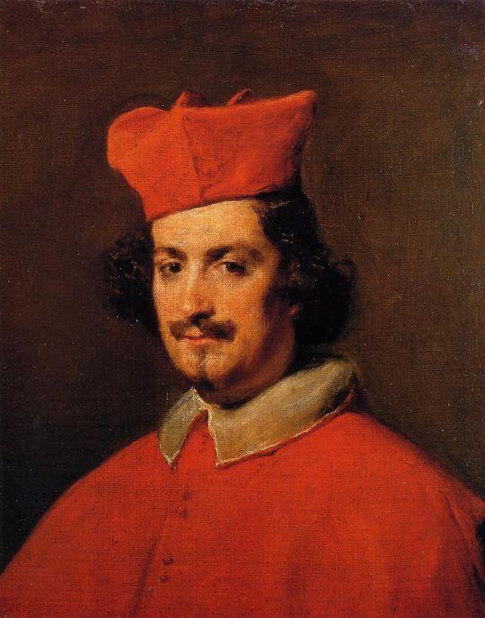 Кардинал Камилло Астали