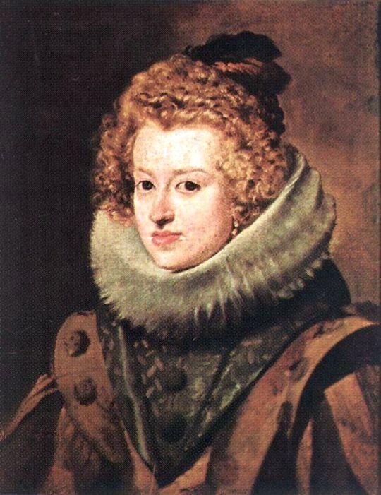 Дона Мария де Австрия