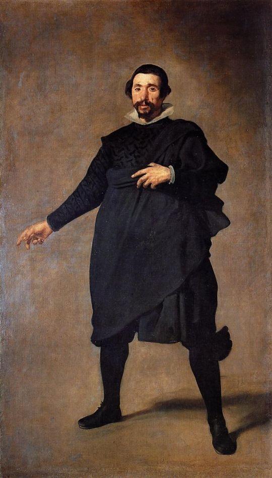 Шут Пабло де Вальядолид