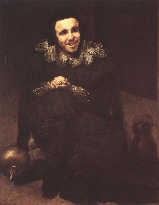 Карлик дон Жуан Калабаза, называемый Калабазилла.