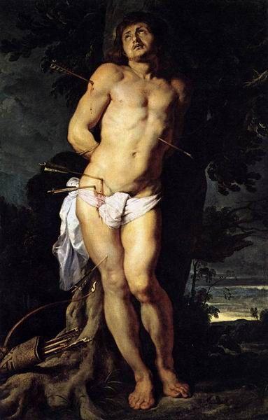 Святой Себастьян,