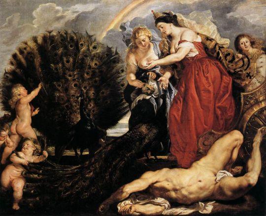 Юнона и Аргус