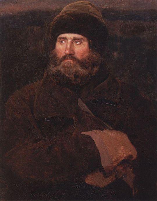 Иван Петров, крестьянин Владимирской губернии.