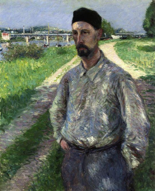 Портрет Евгения Лами