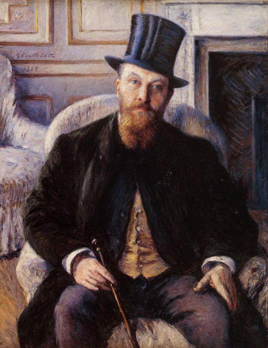 Портрет Жюля Дюбуа