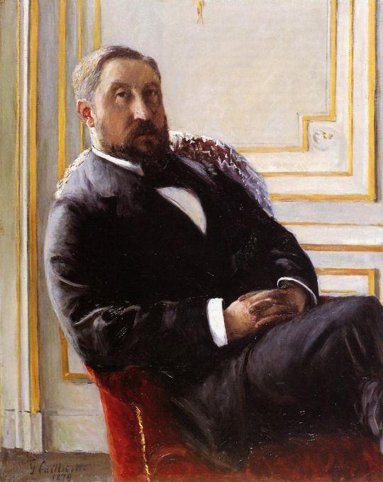 Портрет Жюля Ришмонт