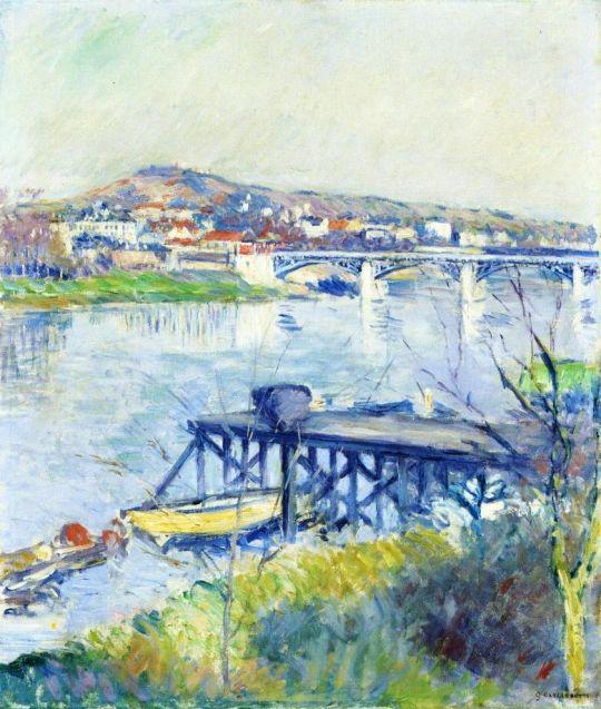 Мост в Аржантей