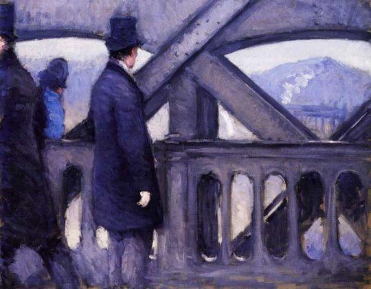 Мост Европы (этюд)