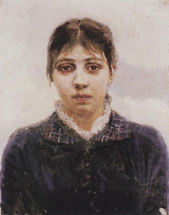 Портрет Е.А.Суриковой
