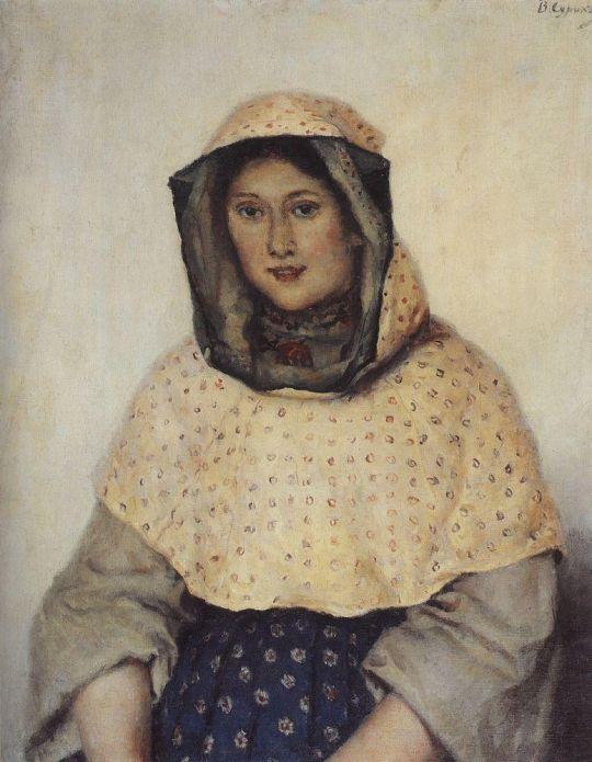 Портрет Т.К.Доможиловой