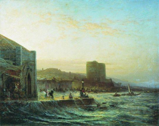 Вид Баку