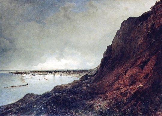 Вид Саратова с Соколовой горы