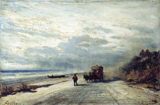 Дорога в Савону