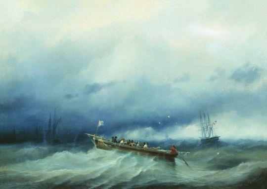 Лоцманы Бискайской бухты