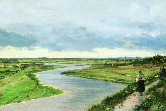 Москва-река у Звенигорода1
