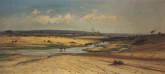 Москва-река у Звенигорода2