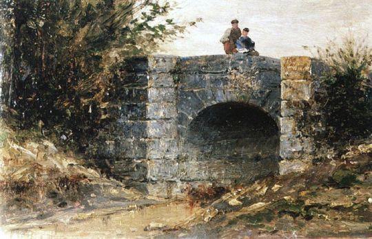 Мост в Экуане