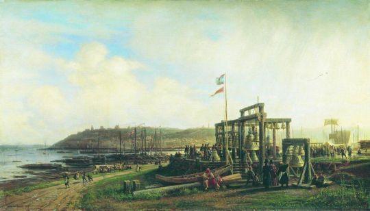 Нижегородская ярмарка (Колокольный ряд)