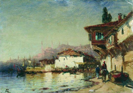 Окрестности Константинополя