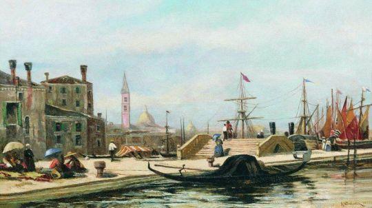 Порт. Венеция