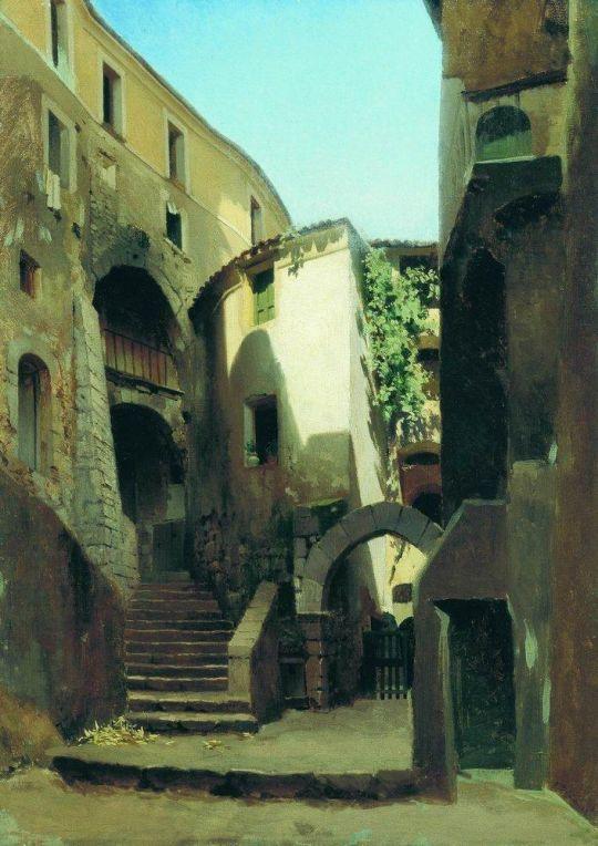 Улица в Италии