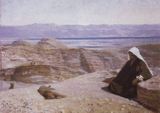 Был в пустыне